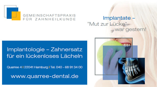 Quarree Dental Implantat