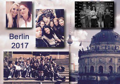 Praxisausflug Berlin 2017